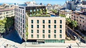Foto de OD Barcelona, un hotel verde de 5 estrellas realizado con cerramientos Technal