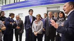 Foto de Se inaugura oficialmente el Centro de Fabricación Avanzada Aeronáutica