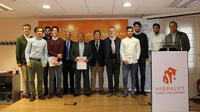 Foto de Entregados los premios del Concurso de Proyectos del Foro Cerámico Hispalyt 2016/2017