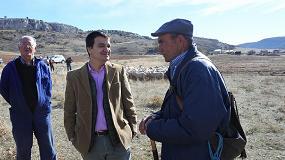 Picture of El Gobierno de Castilla-La Mancha anuncia 1 M€ de ayuda a los ganaderos de extensivo a través de la línea de la 'oveja bombera'