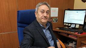 Fotografia de Entrevista a Jaime Justo Gilabert, presidente de Apecs, Asociación de Profesionales de España en Cerrajería y Seguridad
