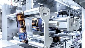 Foto de Enlace perfecto entre envolvedora horizontal y robótica