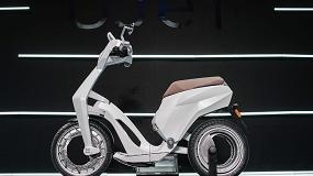 """Foto de El scooter eléctrico de Ujet, """"solución para desarrollar la ciudad sostenible del futuro"""""""