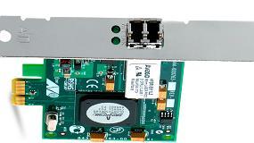 Foto de Adaptadores de red Gigabit con Wake-on-LAN para gestión de potencia
