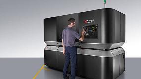 Picture of Primera instalación basada en inyección de tinta para la fabricación aditiva de piezas cerámicas
