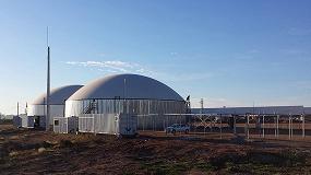 Foto de Weltec Biopower amplía la planta de biogás de un productor de leche en polvo