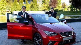 Foto de Seat y Telefónica potenciarán la digitalización en la industria del automóvil
