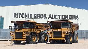 Foto de Ritchie Bros ofrece una última oportunidad de negocio antes de fin de año