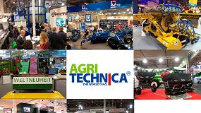 Foto de AG Group se reunió en Agritechnica con las firmas que importa al mercado español
