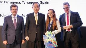Foto de Entrevista a Ahlam Oulad Ali, estudiante de la URV premiada en las Competiciones de Debate para Jóvenes Europeos