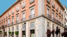 Foto de Rehabilitación del Hotel Palacio Conde de Tepa de Madrid con el sistema SATE de Cubierta Onduline