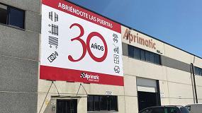 Foto de Aprimatic España celebra su 30º Aniversario