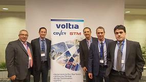 Foto de Cover Verificaciones Eléctricas y STM Alta Tensión presentan Voltia