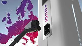 Foto de Ionity, nueva red paneuropea de recarga de alta potencia para vehículos eléctricos