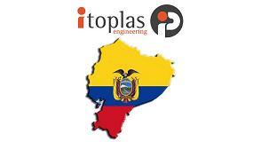Foto de Itoplas cierra un proyecto completo llave en mano en Ecuador