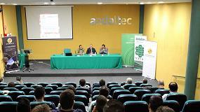Foto de Andaltec y la Universidad de Jaén organizan en Martos una jornada sobre innovación en el sector del plástico
