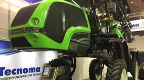 Picture of Tecnoma busca mayores rendimientos con sus pulverizadores autopropulsados