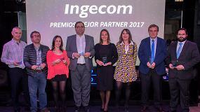 Fotografia de Los fabricantes de Ingecom premian a sus partners