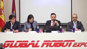 Foto de Global Robot Expo prevé aumentar en un 35% el volumen de negocio en su tercera edición