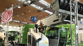 Foto de Tatoma volvió a Agritechnica para mostrar su gama de maquinaria agrícola de última generación