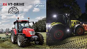 Foto de FPT Industrial, proveedor clave de varios tractores premiados