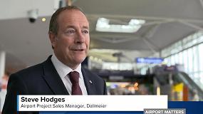 Foto de Soluciones de videoseguridad de Dallmeier con garantía de futuro en uso en el Aeropuerto de Bristol / RU