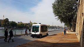 Foto de Las últimas innovaciones y tecnologías de Alstom, en el Smart Mobility World Congress