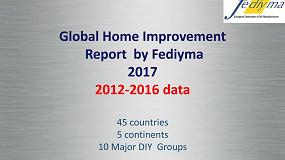 Foto de Ya está disponible el 'Global Home Improvement Report 2017'