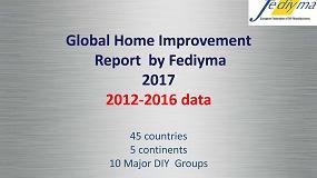 Foto de Ya está disponible el 'Global Home Improvement Report 2017'