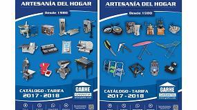 Foto de Garhe presenta su nuevo Catálogo 2017-2018