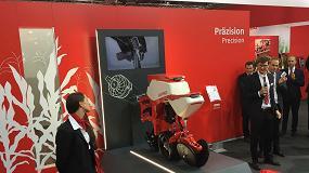 Foto de Maschio descubre Chrono, nueva tecnología de siembra de precisión