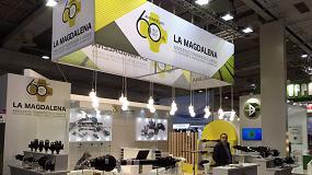 Picture of La Magdalena presenta sus transmisiones a nuevos mercados