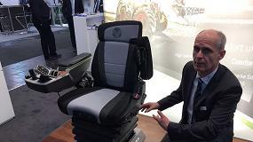 Picture of Grammer presenta innovaciones para un confort de asiento aún mayor en la maquinaria agrícola