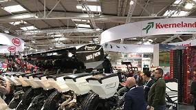 Foto de Kverneland presentó en Agritechnica novedades relevantes para el mercado español