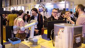 Foto de Vision Online muestra en Robomatica su avanzada tecnología de visión artificial