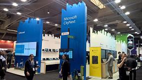 Foto de Microsoft refuerza su apuesta por las ciudades inteligentes