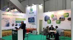Foto de Silos Córdoba se mantiene fiel a Agritechnica para expandir mercado