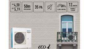Foto de Panasonic lanza su Mini ECOi más compacto y eficiente