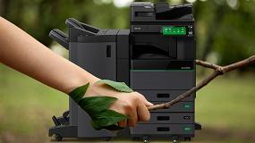 Foto de Toshiba crea una impresora capaz de borrar el papel impreso repetidas veces