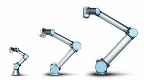 Picture of Universal Robots y Sick se alían para innovar en robótica colaborativa en España