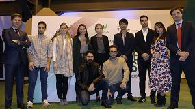 Foto de El proyecto ICE recibe el primer premio del II Concurso Vidrala MasterGlass Design Contest