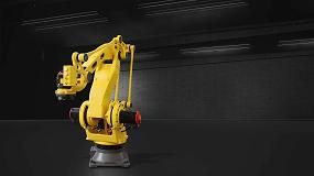 Foto de Fanuc Iberia presenta en Empack Madrid su nuevo robot de paletizado M-410iC/110