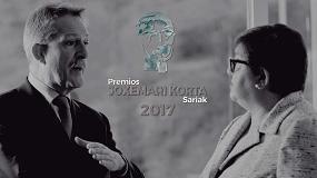 Foto de Izar, ejemplo de corresponsabilidad entre empresa y trabajadores en los Premios Korta 2017