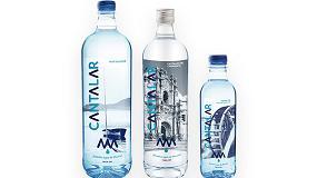 Foto de Agua de Cantalar impulsa su desarrollo con una nueva imagen y la personalización de botellas