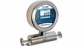Foto de Iberfluid presenta el medidor/ controlador de caudal ultrasónico para líquidos más pequeño del mundo