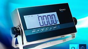 Foto de Nuevo indicador GI400 LCD BAT LI ION de Giropès