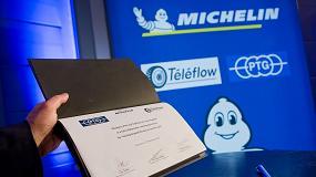 Foto de Michelin adquiere dos empresas especializadas en control de la presión de los neumáticos
