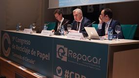 """Foto de """"El sector de la recuperación del papel es pionero en la economía circular en España"""", Javier Cachón"""