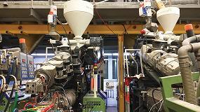 Fotografia de El fabricante de perfiles Inoutic invierte en la tecnología de coextrusión de Battenfeld-cincinnati