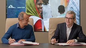 Foto de Inditex aporta 2,3 millones de euros a proyectos de Médicos Sin Fronteras en siete países